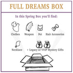 Hidden Dreams Spring: Full Dream Box