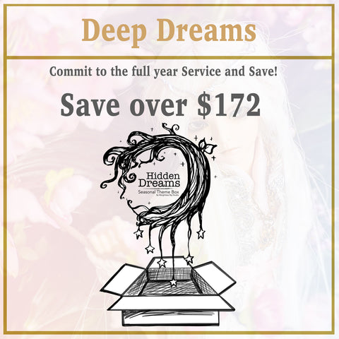 Dream with Us Full  Year Membership