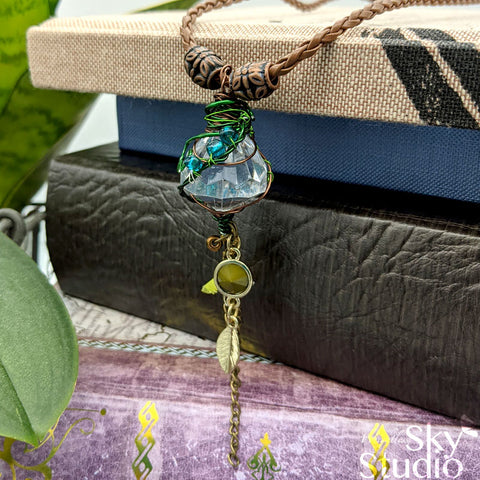 Necklace: Little Earth