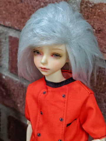 """Limited Release"" Icy Frost Fur Wig"