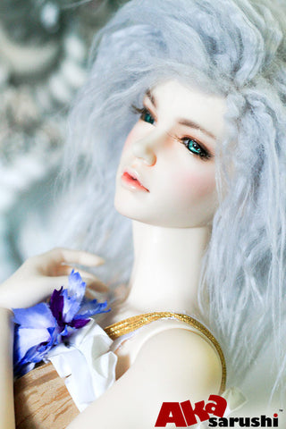 """Limited Release"" Misty Silver Fur Wig"