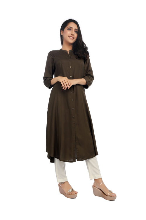 Oregano Essential Kurta