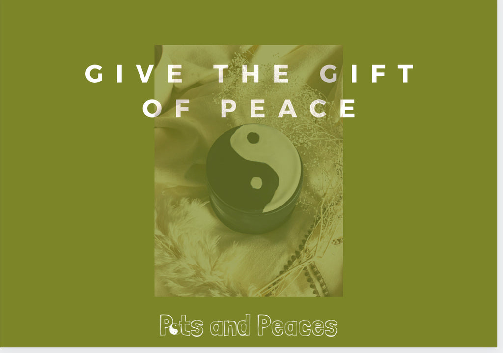 Gift the gift of Peace