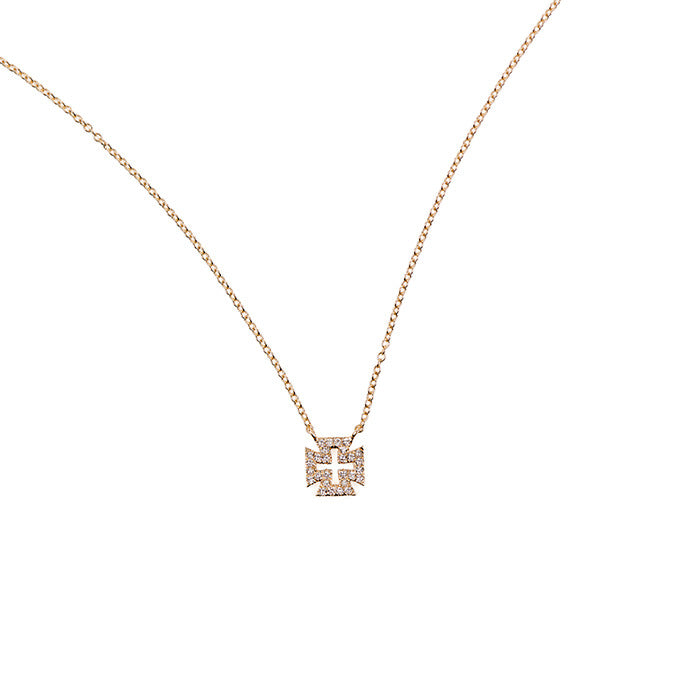 Diamond Square Cross