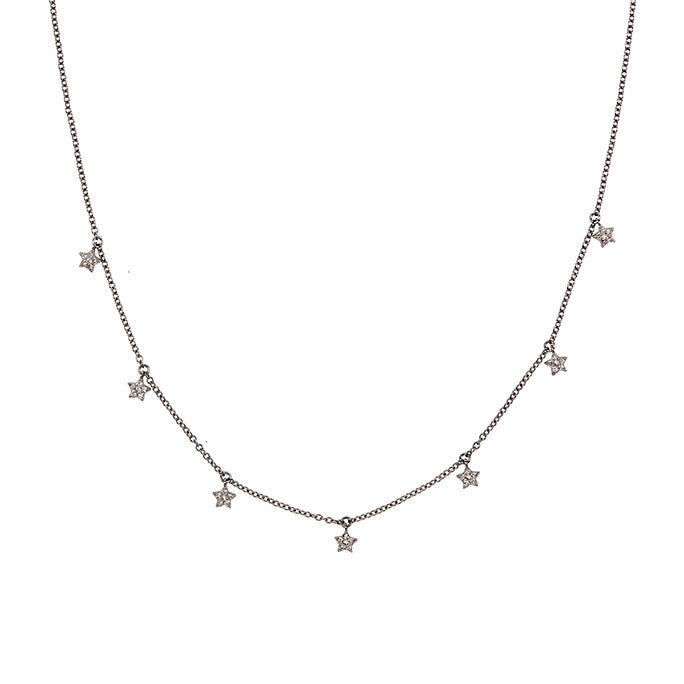Seven Star Station Necklace