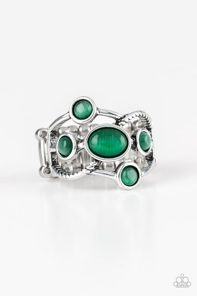 Moon Mood - Green Ring