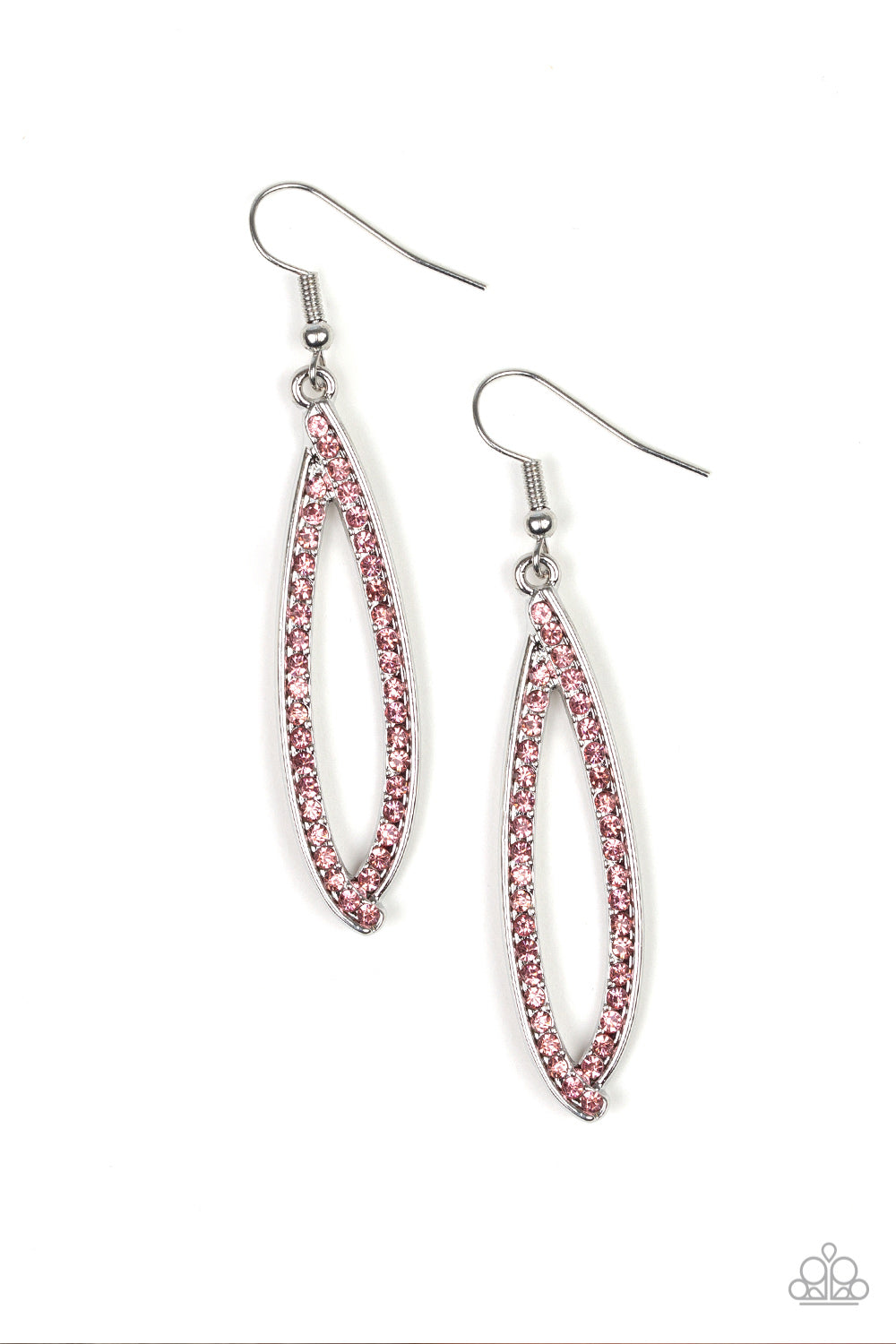 Treasure Trove Trinket - Pink Earring