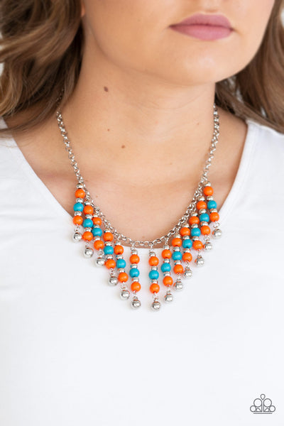 Your SUNDAES Best - Orange Necklace