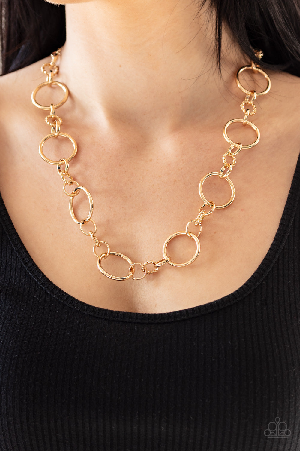 Classic Combo - Gold Necklace