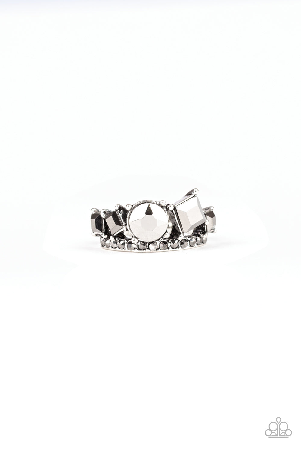 Champion Couture - Silver Ring