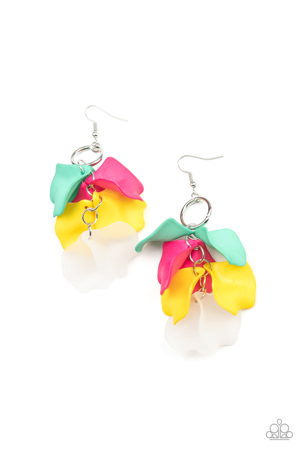 Glass Gardens - Multi Earrings