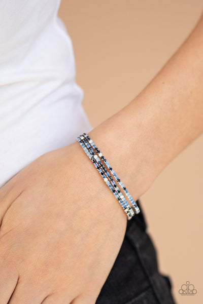 Sugar and ICE Blue Bracelet