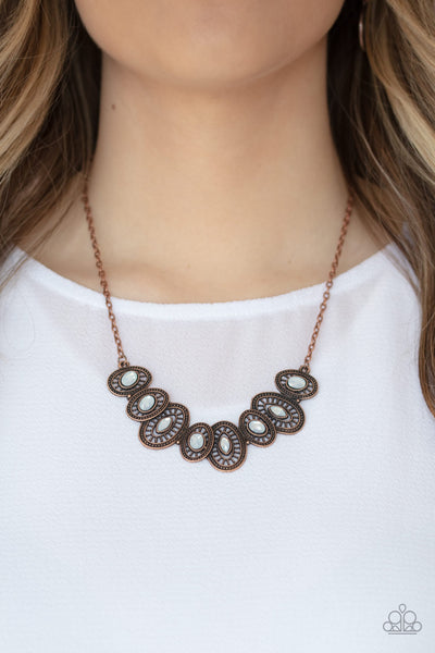Trinket Trove - Copper Necklace