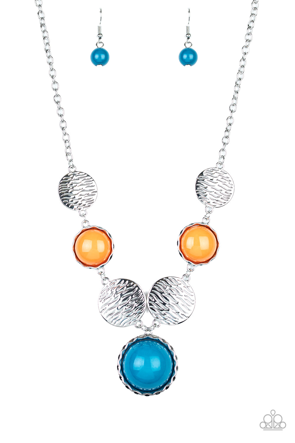 Bohemian Bombshell - Multi Necklace