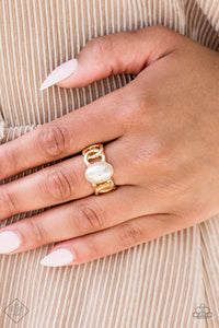 Glamified Glam - Gold Ring