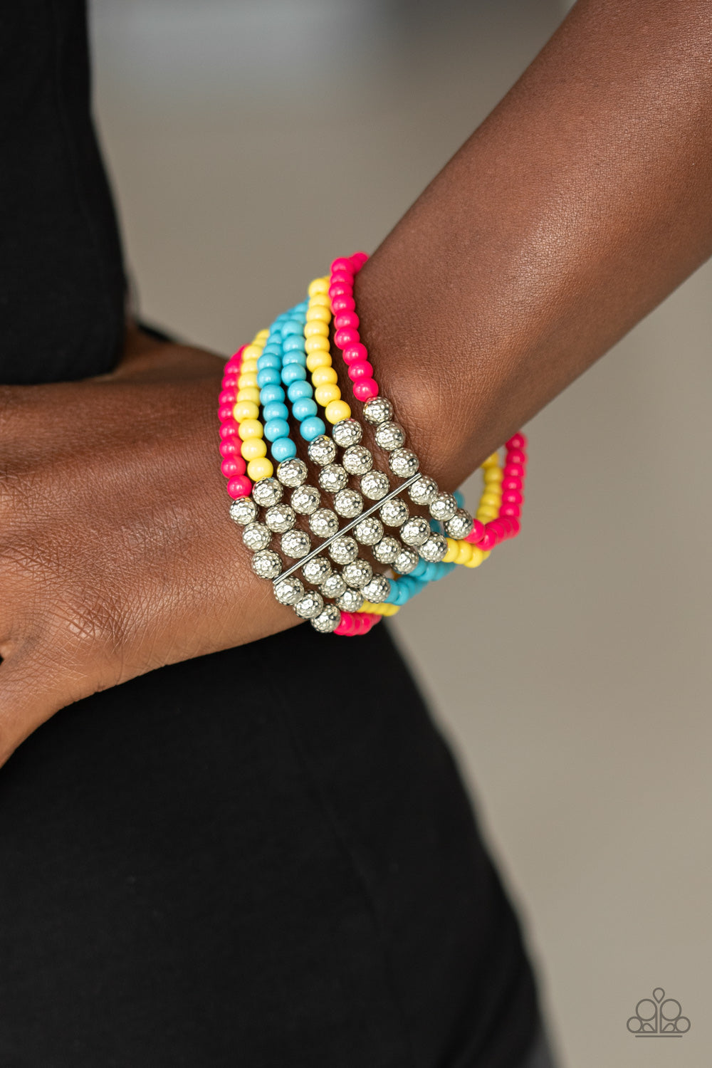 LAYER It On Thick - Multi Bracelet