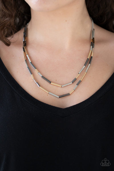A Pipe Dream - Multi Necklace