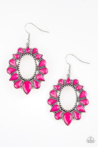 Fashionista Flavor Pink Earring