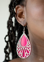 Loud and Proud - Pink Earring