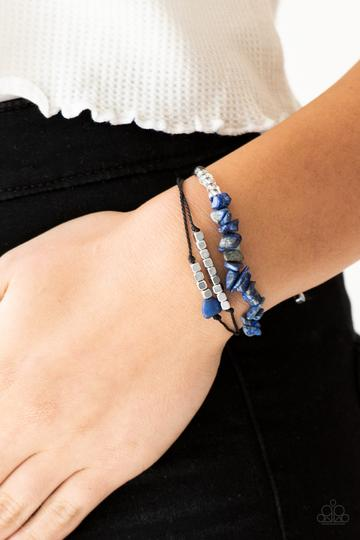 Nature Novice Blue Urban Bracelet