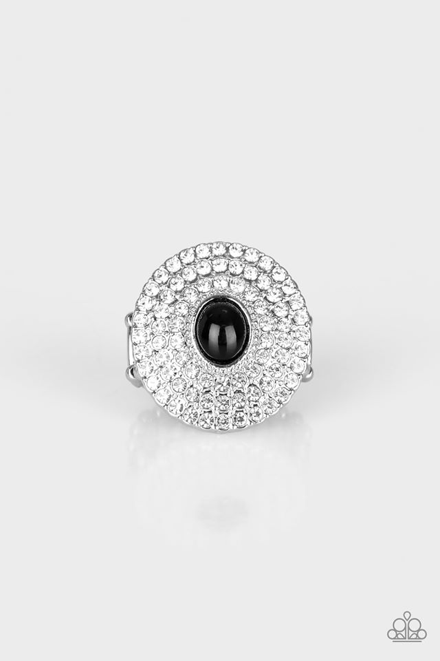 Royal Ranking Black Ring