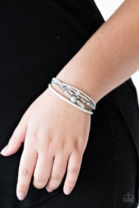 Take a SPACEWALK Silver Urban Bracelet