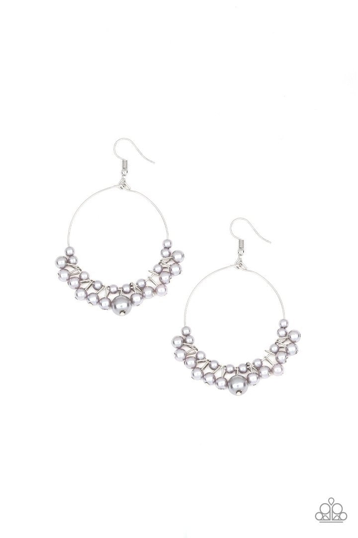 The PEARL-fectionist Silver  Earring