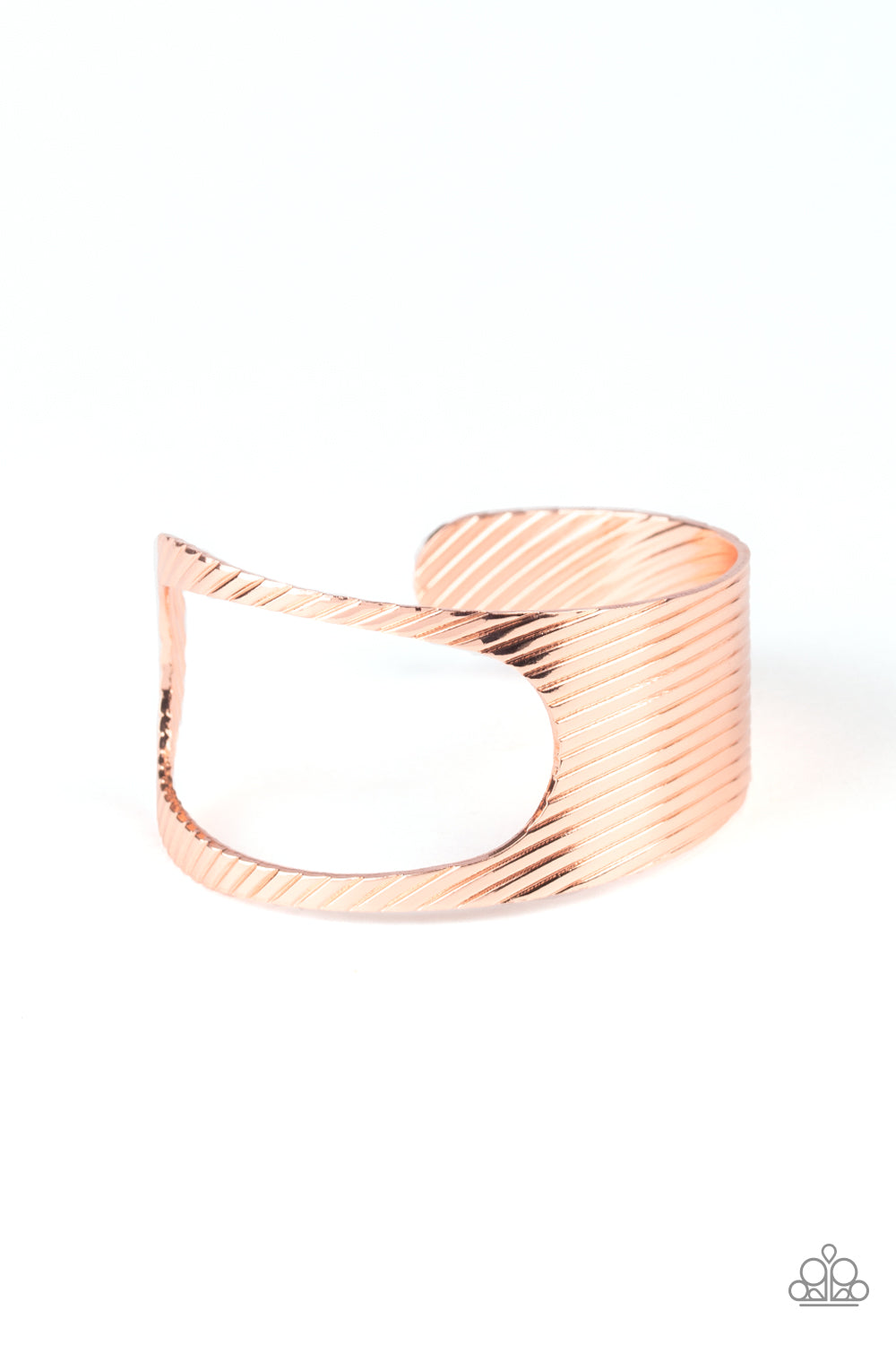 What GLEAMS Are Made Of  Copper Bracelet