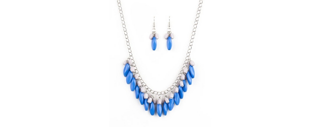 Bead Blinge-Blue