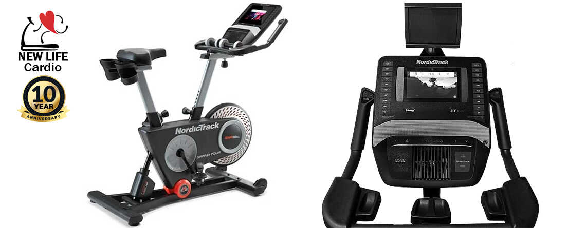NordicTrack Grand Tour Upright Exercise Bike