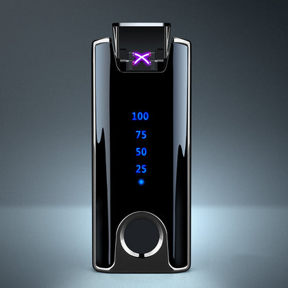 Personal Lighter with True Fingerprint Recognition