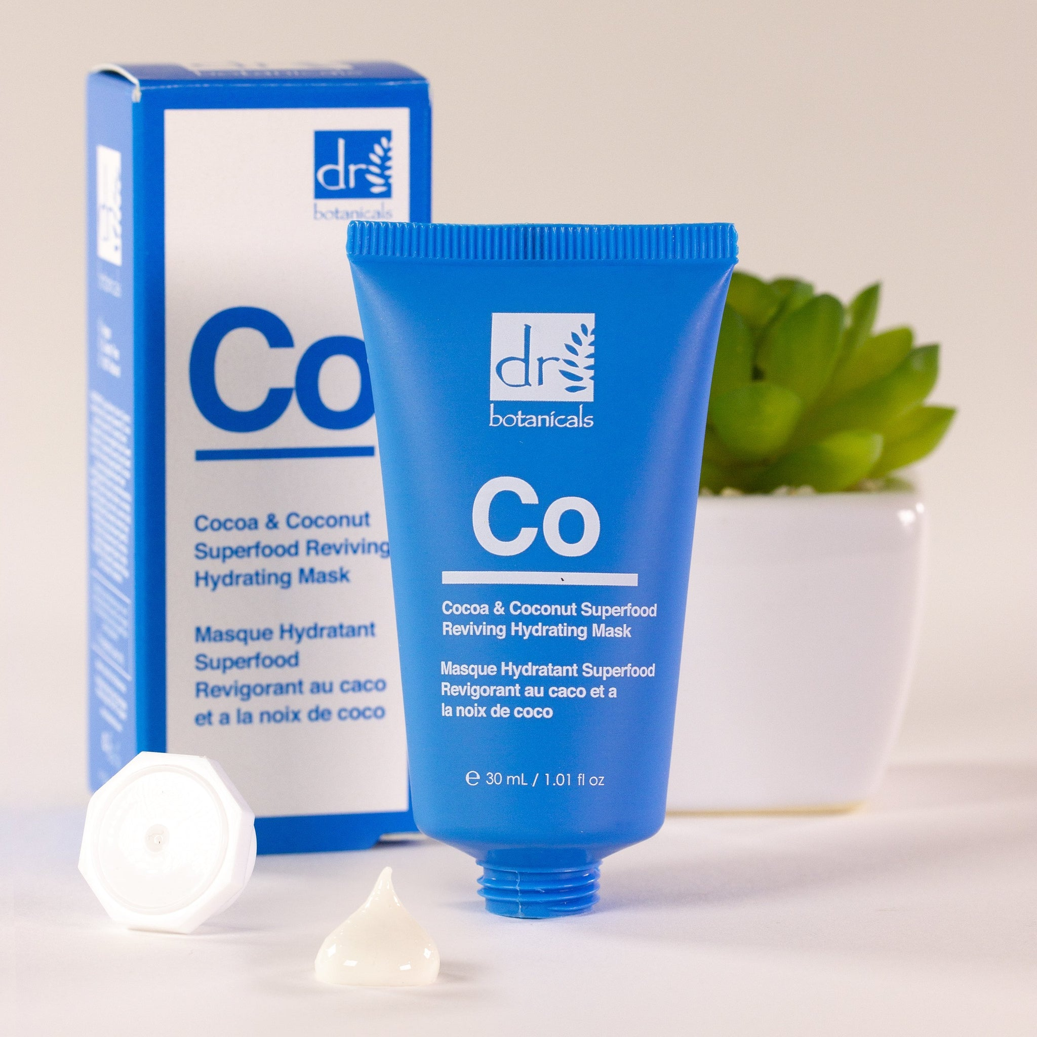 Cocoa & Coconut Superfood Reviving Hydrating Mask 30ml