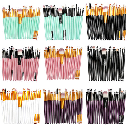 Makeup Brushes Set-Sastosales