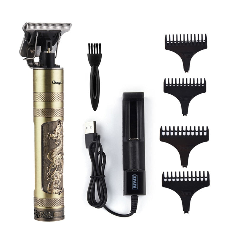 USB Rechargeable Electric Trimmer