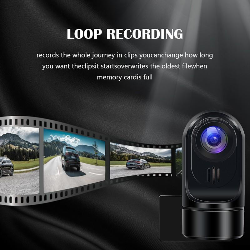 Mini USB DVR Dash Camera Car Cam Recorder
