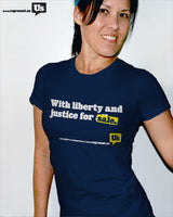 Liberty For Sale Women's T-shirt