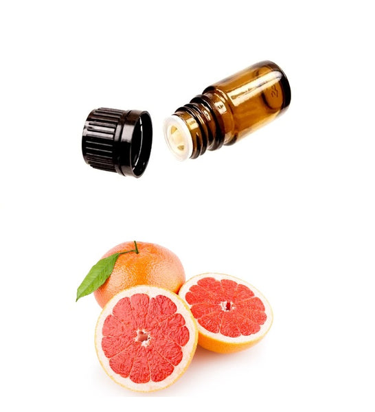 Buy Pure GRAPEFRUIT Essential Oil (Therapeutic Treatment) MY Natural Beauty essential oils are 100% pure and natural - Cold pressed from the grapefruit peel. High concentration of vitamin C, making it a possible remedy for certain ailments.