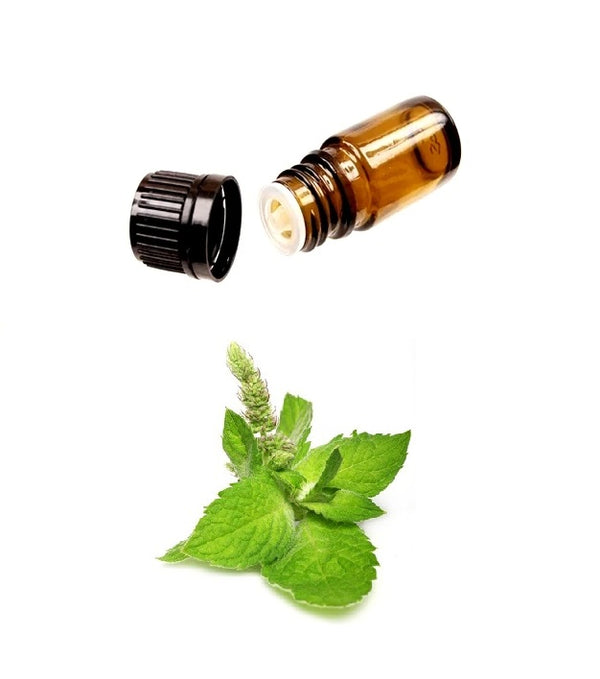 Buy Pure PEPPERMINT Essential Oil (Therapeutic Treatment) MY Natural Beauty essential oils are 100% pure and natural - Arvensis Peppermint Oil is steam-distilled from the leaves of Mentha arvensis. This essential oil yields a powerful and appealing mint aroma.