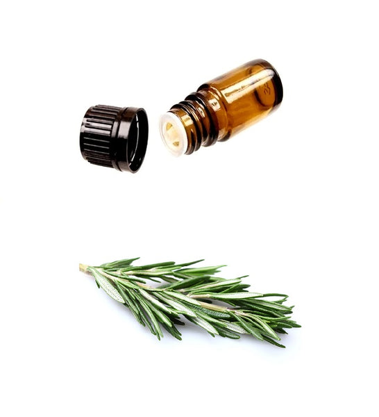 Buy Pure ROSEMARY Essential Oil (Therapeutic Treatment) MY Natural Beauty essential oils are 100% pure and natural - Rosemary oil is a common ingredient found in hair, skin and beauty products such as HAIR GROWTH REGIMES, skin lotions and balms.