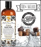 Original Liquid Black Soap | Made by traditional hand blending, our authentic hand made recipe is made purely from all natural ingredients and healing herbs. All of our liquid black soaps have a healthy, rich, creamy lather which softens, and turns skin silky smooth. MY Natural Beauty Products are made by traditional hand blending from all natural ingredients and healing herbs. BODY & SKIN CARE - Buy Liquid Black Soap Online - So Florida, Miami, Lauderdale, USA