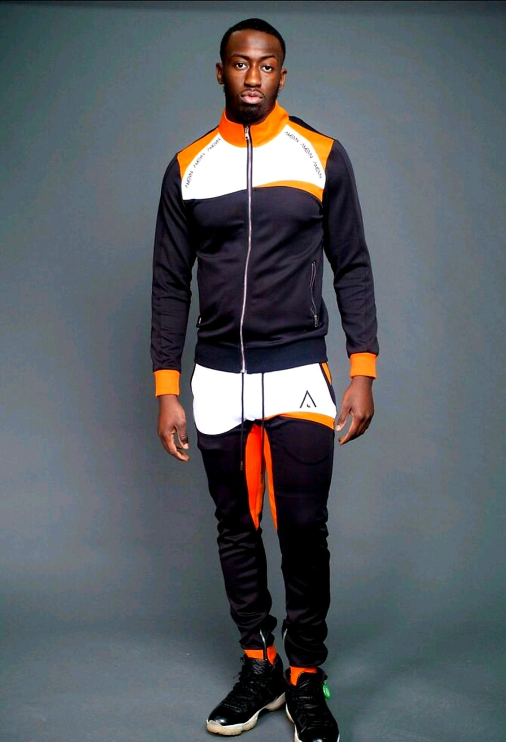 D Boy Color Block Tracksuit