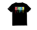 Ameyn Color Drip Tshirt
