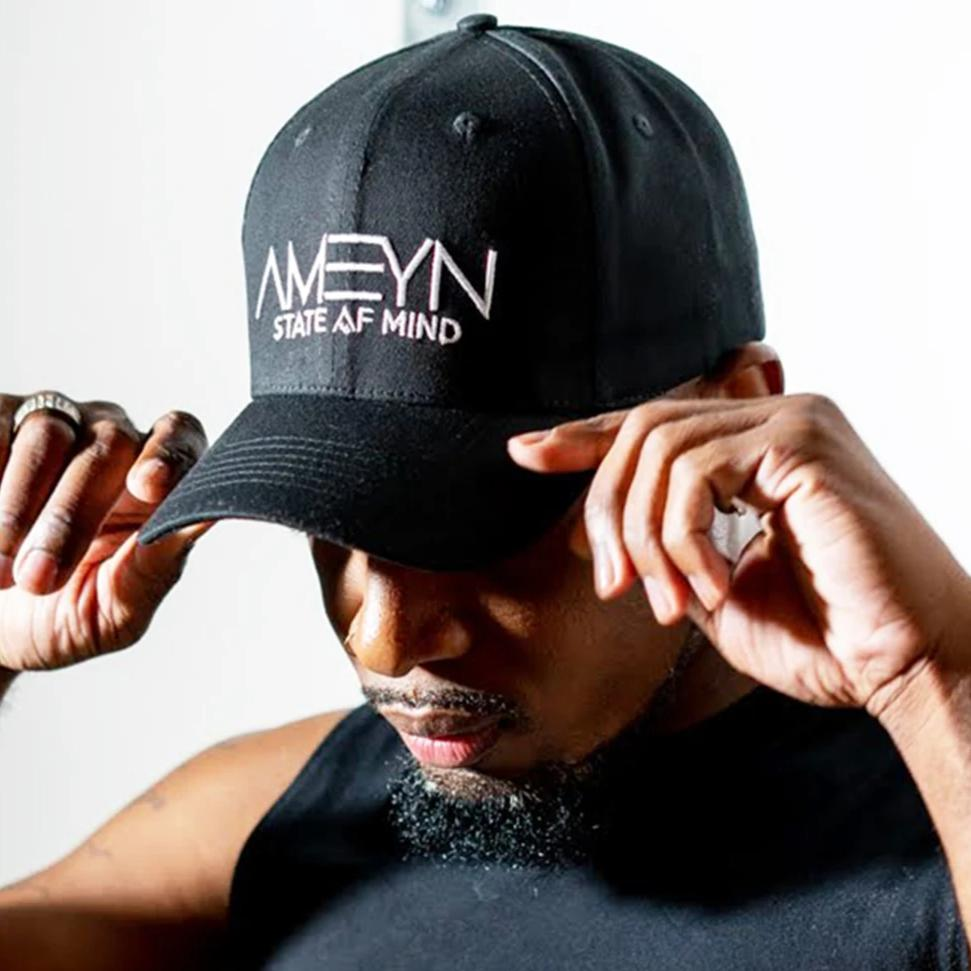 Ameyn State of Mind Fitted Hat