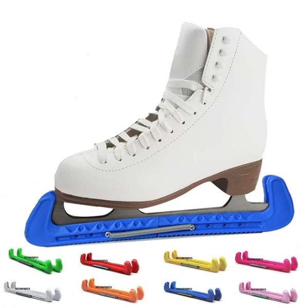 1 Pair Elastic Skate Shoes Cover Ice Knife Blade Protective Length Adjustable Skate Guard Speed/Figure Skate Shoes Protector - The most popular products on Tiktok | GOWOW