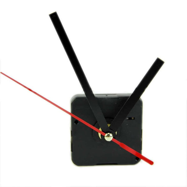 1 Set Silent large wall Quartz Clock Movement Mechanism Black & Red Hands Repair Tool Parts Kit DIY Set Drop Shipping - The most popular products on Tiktok | GOWOW