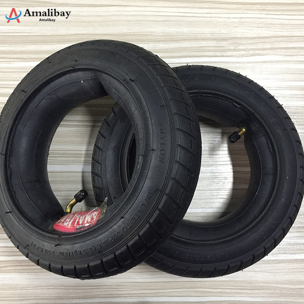 10 Inches Updated Tire for Xiaomi M365 Scooter New Version Tyre Inflation Wheel Tubes Outer Tire for Xiaomi Pro Electric Scooter - The most popular products on Tiktok | GOWOW