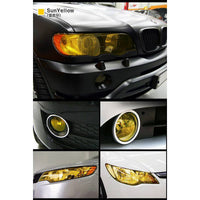 100*30cm Auto Car Light Headlight Taillight Film Sticker Car Foil Easy Stick Car Motorcycle Window Film Stickers Decor 8 Colors - The most popular products on Tiktok | GOWOW