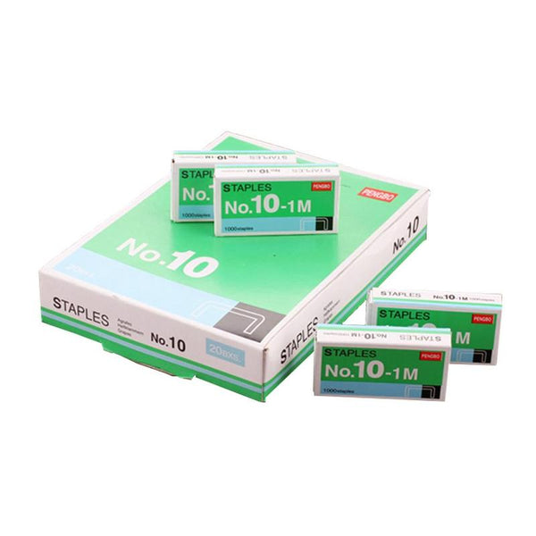 1000pcs Staples Box For Desktop Stapler Metal Staples For Office School Supplies Stationery Book Staples Stitching Needle - The most popular products on Tiktok | GOWOW