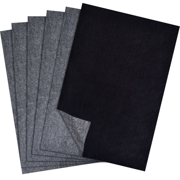 100Pcs Painting Accessories Legible Tracing Reusable Carbon Paper Graphite A4 Copy - The most popular products on Tiktok | GOWOW