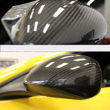 10x152cm 5D High Glossy Carbon Fiber Vinyl Film Car Styling Wrap Motorcycle Car Styling Accessories Interior Carbon Fiber Film - The most popular products on Tiktok | GOWOW